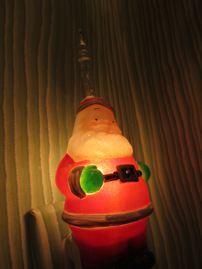 19sparkly santa nightlight