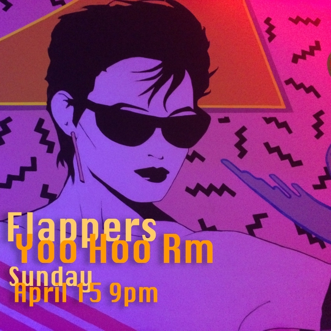 flappers apr 15